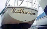 Boat Vinyl Signs