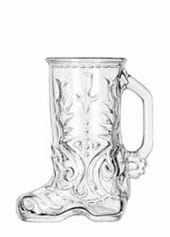printed boot beer glass mug canberra