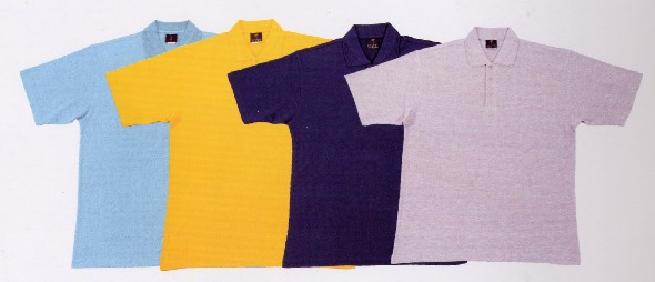 HL812 - 210G PIQUE POLO -65%POLYESTER -35% COTTON-Sizes: S-XXXL