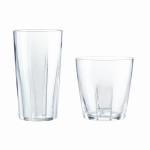 Plastic Resort Glasses