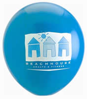 Sample of Custom Printed Latex Balloon